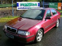 1997 Skoda Octavia Overview