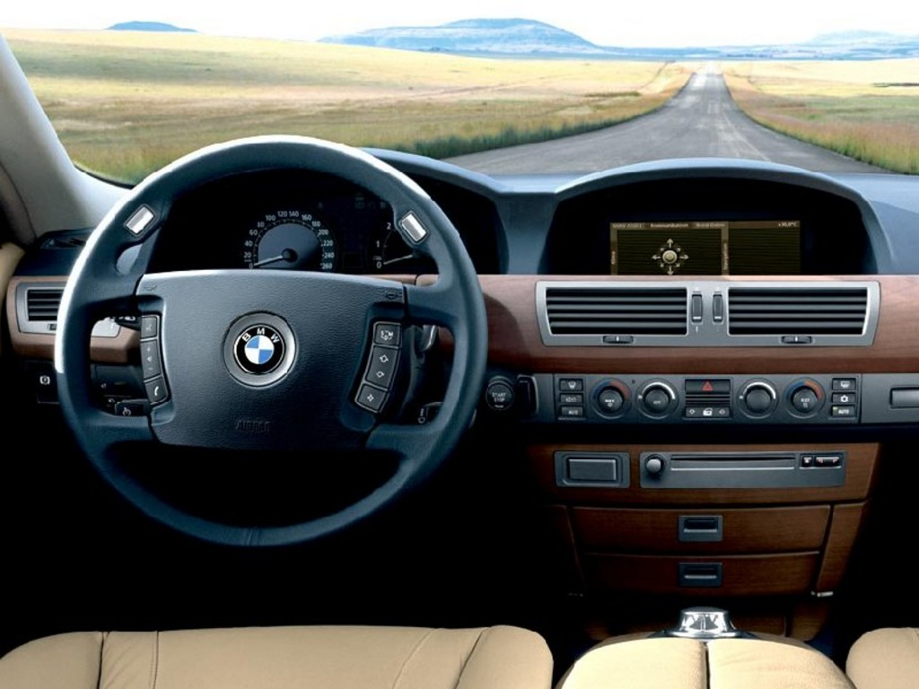 2003 Bmw 7 Series Interior Pictures Cargurus
