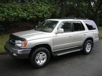 2000 Toyota 4Runner Picture Gallery