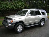 2000 Toyota 4Runner Overview