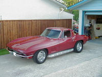 Picture of 1967 Chevrolet Corvette Coupe, exterior
