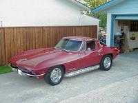 Picture of 1967 Chevrolet Corvette Coupe, exterior