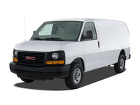 2008 GMC Savana Cargo 1500 AWD, side, exterior