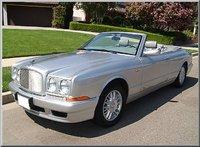 2001 Bentley Azure Overview