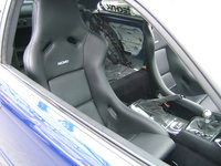 2005 BMW M3 Coupe picture, interior
