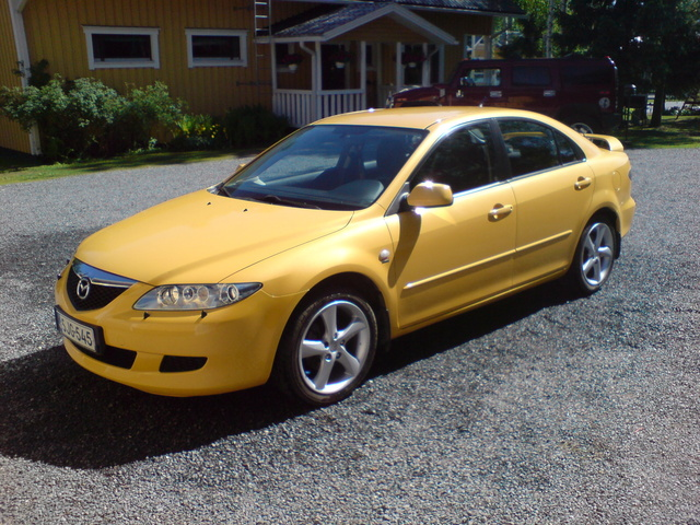 Picture of 2004 Mazda MAZDA6 4 Dr s Hatchback, exterior, gallery_worthy