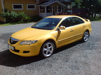 Picture of 2004 Mazda MAZDA6 4 Dr s Hatchback, exterior