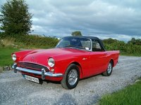 1955 Sunbeam Alpine Overview