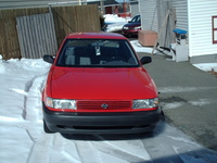 Picture of 1996 Nissan Sentra, exterior
