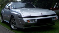 Picture of 1988 Mitsubishi Starion, exterior