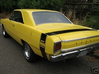 1969 Dodge Dart picture, exterior