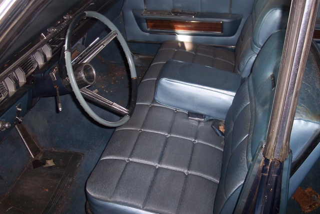 Picture of 1965 Lincoln Continental, interior, gallery_worthy