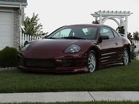Picture of 2001 Mitsubishi Eclipse GS, exterior, gallery_worthy