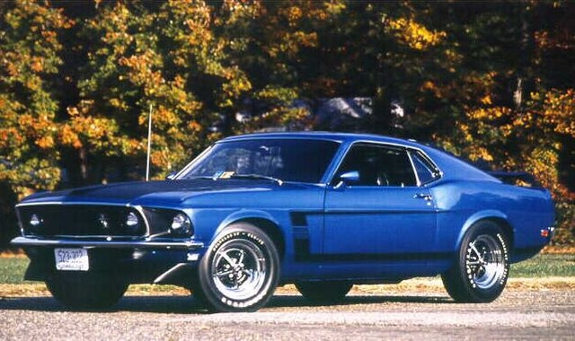 Picture of 1969 Ford Mustang, exterior, gallery_worthy