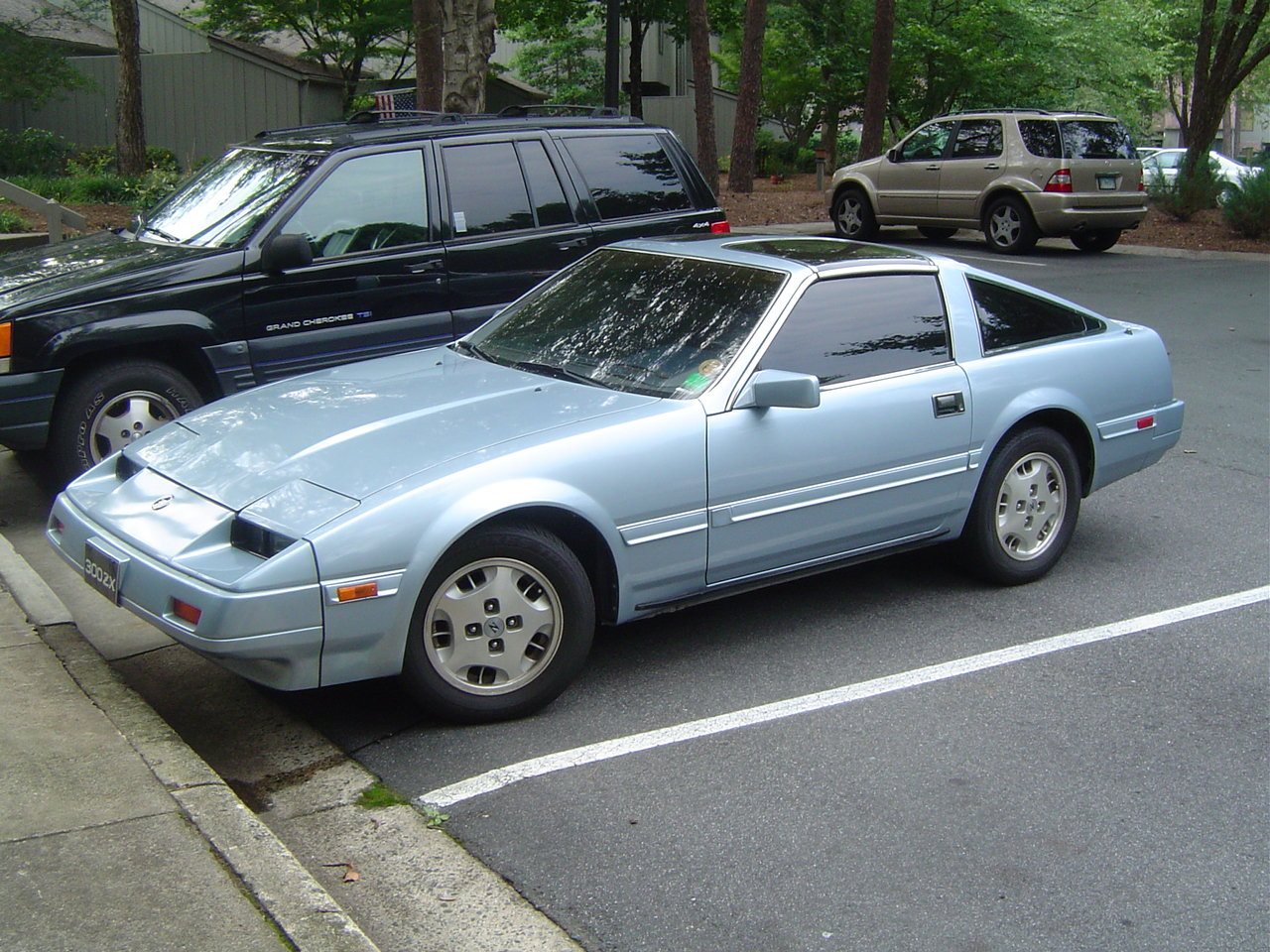 1984 Nissan 300 Zx Turbo 2 Related Infomationspecifications 300zx Wiring Diagram 1985 Pictures