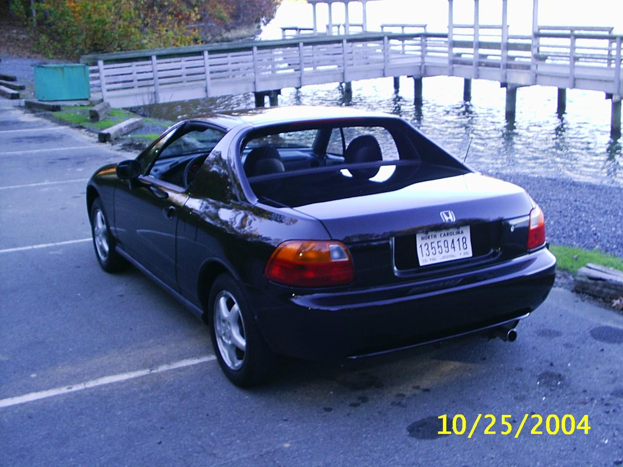 1997 Honda Civic Del Sol Overview C3851on Honda N600