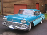 1958 Chevrolet Bel Air picture, exterior