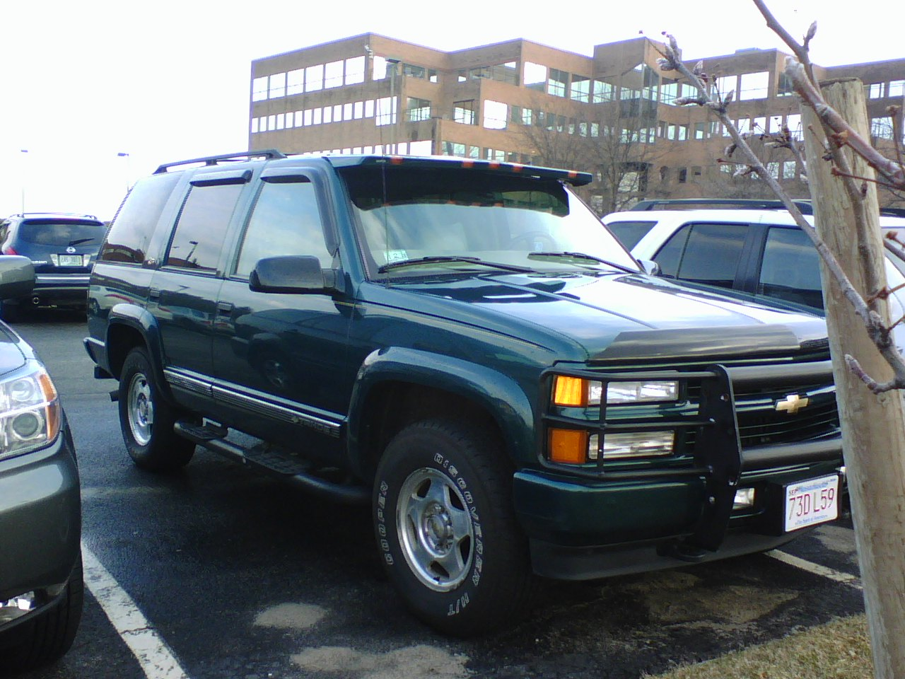 Tahoe Limited/Z71