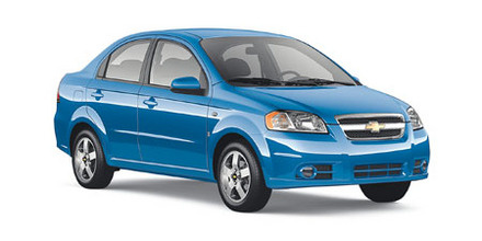 Picture of 2008 Chevrolet Aveo, exterior, gallery_worthy