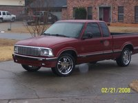 Picture of 1996 Chevrolet S-10 LS Extended Cab RWD, exterior, gallery_worthy