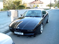 1995 BMW 8 Series Overview