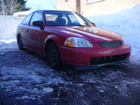 Picture of 1996 Honda Civic Coupe DX, exterior