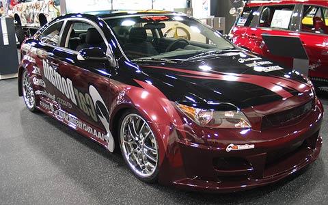 Toyota Scion Tc 2007. 2007 Scion tC Spec Auto