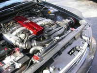 Picture of 1993 Infiniti J30 4 Dr STD Sedan, engine