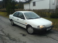 Picture of 1994 Nissan Primera, exterior, gallery_worthy