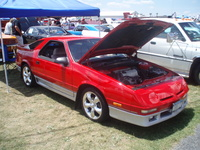 1989 Dodge Daytona picture, exterior