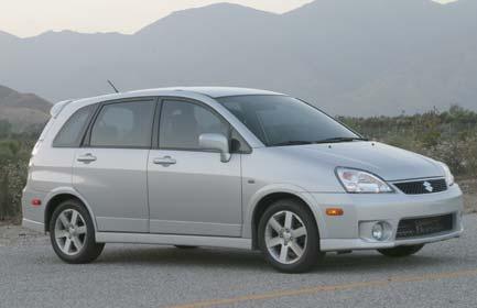 Picture of 2006 Suzuki Aerio SX Premium