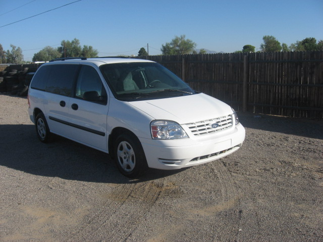 2005 Ford Freestar SE picture