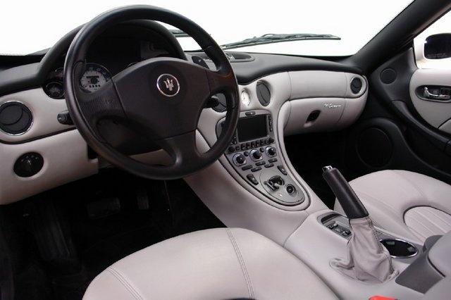 Maserati Ghibli Price >> 2004 Maserati Coupe - Interior Pictures - CarGurus
