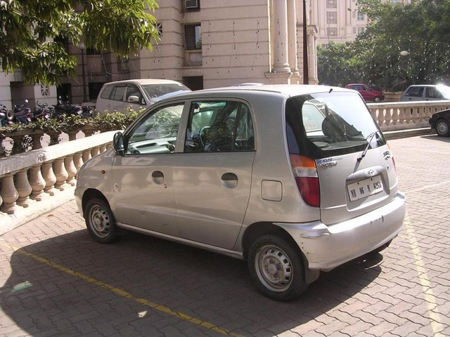 Picture of 2001 Hyundai Santro