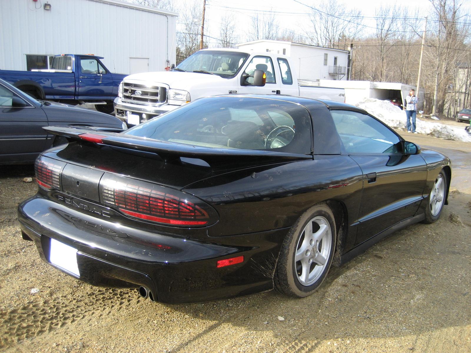 1996 Pontiac Firebird Pictures Cargurus