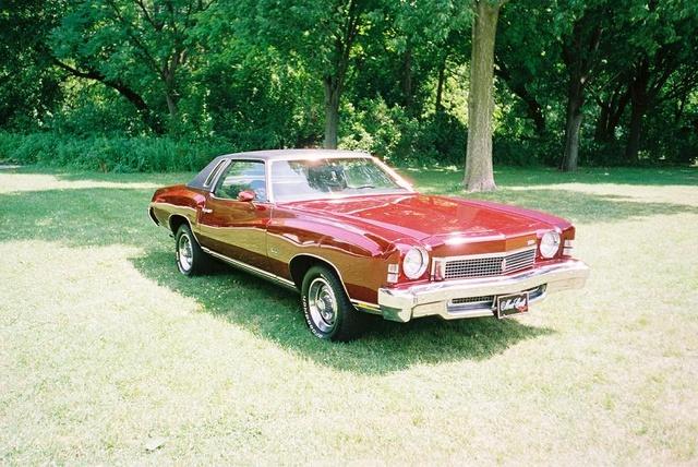 Picture of 1973 Chevrolet Monte Carlo, exterior