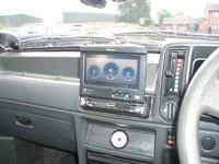 Picture of 1986 Ford Escort, interior