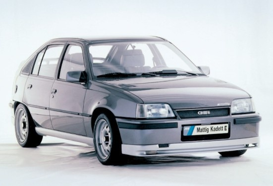 Picture of 1988 Opel Kadett, exterior