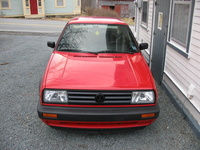 Picture of 1991 Volkswagen Jetta GL Coupe, exterior