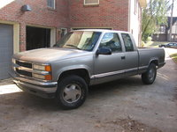 Picture of 1998 Chevrolet C/K 1500 Cheyenne Extended Cab SB, exterior