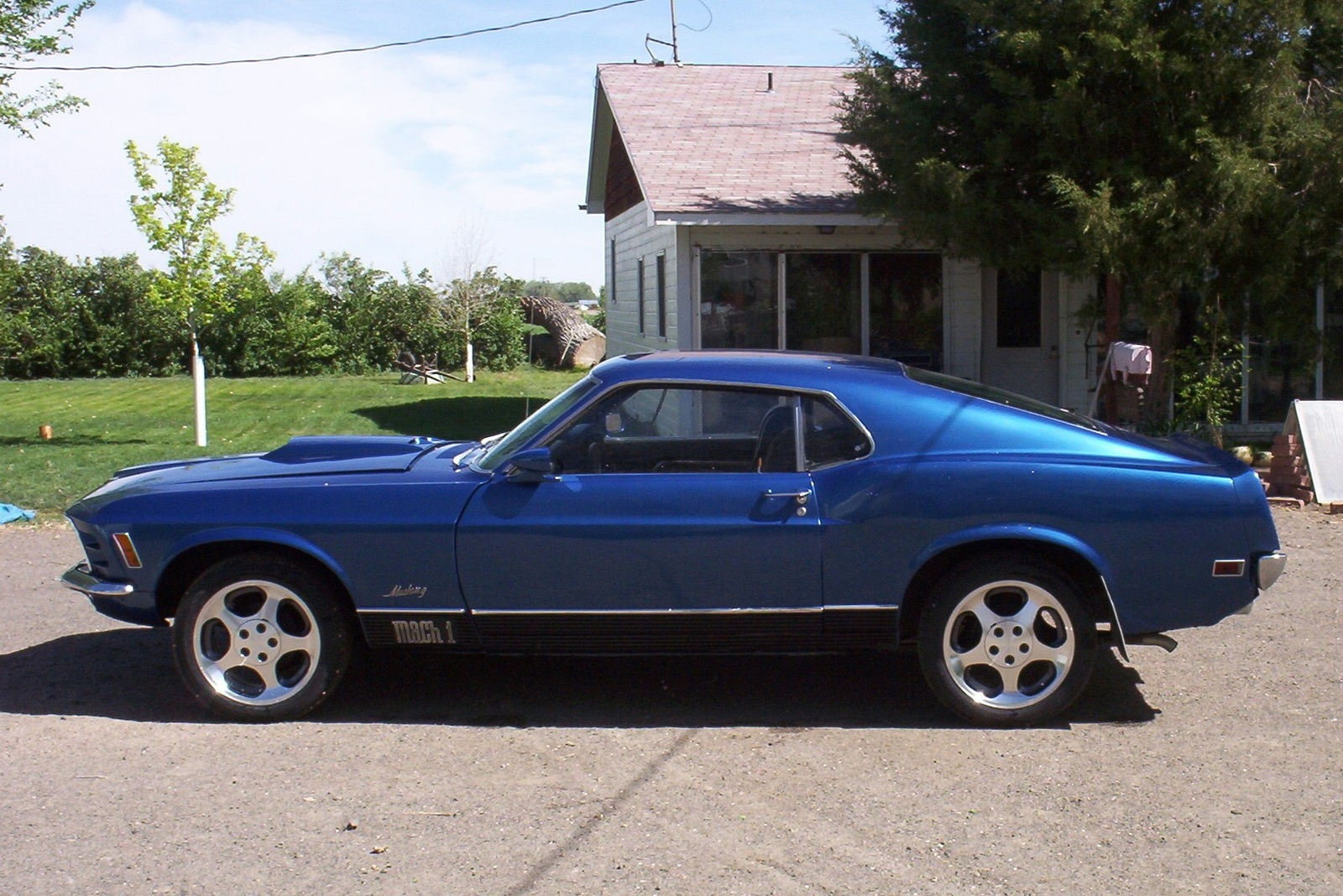 429 Mach1 For Sale.html | Autos Weblog