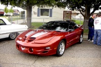 2002 Pontiac Firebird Trans Am Convertible, 2002 Pontiac Firebird 2 Dr Trans Am Convertible picture
