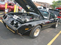 Picture of 1979 Pontiac Trans Am, engine