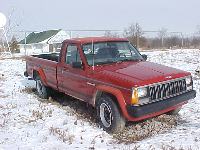 Picture of 1990 Jeep Comanche