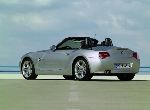 Picture of 2005 BMW Z4, exterior, gallery_worthy
