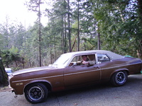 1974 Oldsmobile Omega picture, exterior