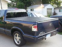 Picture of 1999 GMC Sonoma 2 Dr SLS Sport Extended Cab SB, exterior