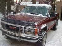 1989 GMC Sierra picture, exterior