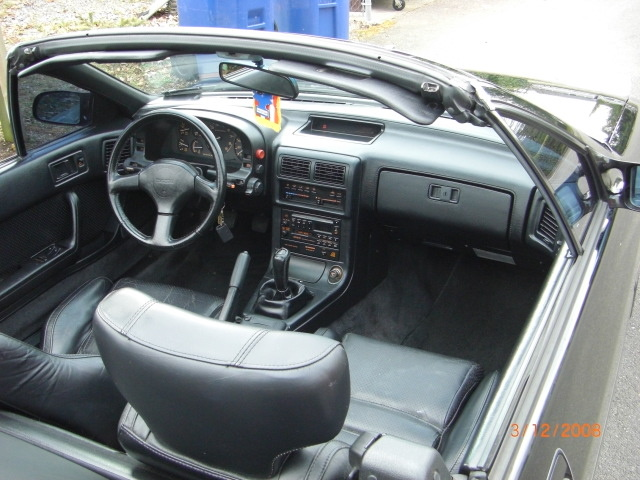 Picture Of 1989 Mazda RX 7, Interior, Gallery_worthy