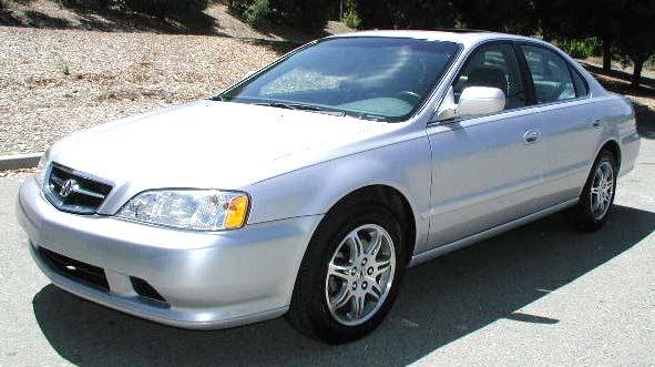 2001 Acura Tl 3 2 >> 2001 Acura Tl Overview Cargurus